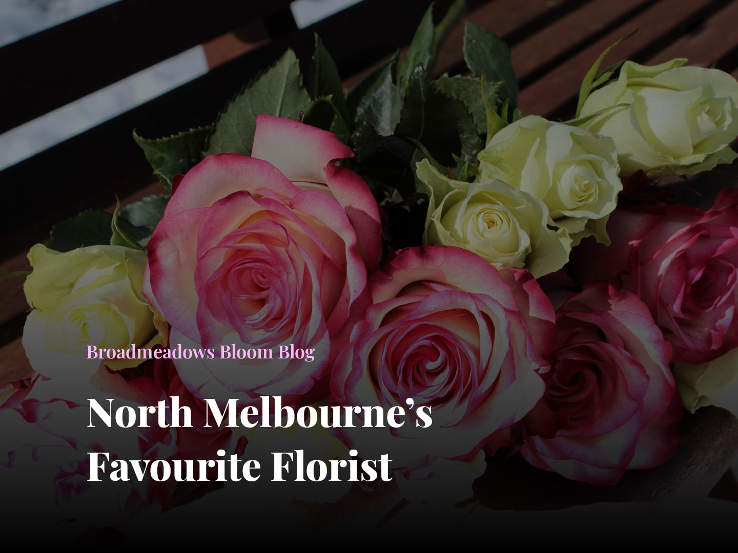 North Melbourne's Favourite Florist
