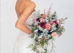 Bountiful Courtyard florist, wedding flowers