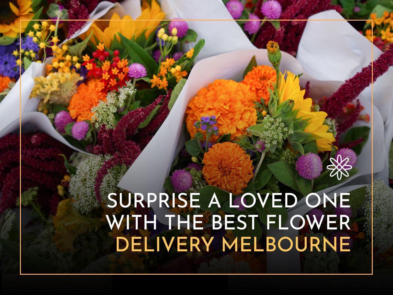 Best Flower Delivery Melbourne