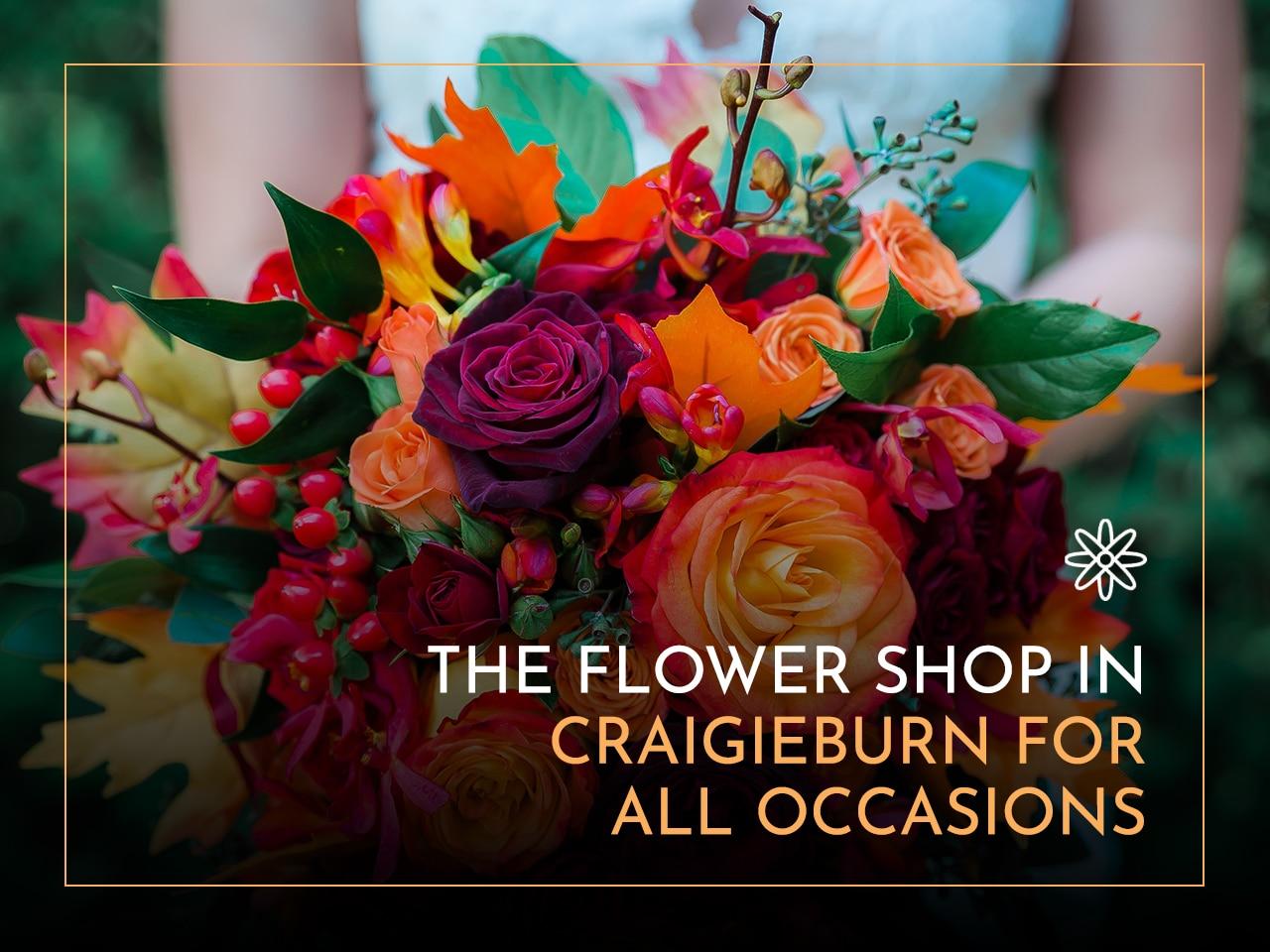 flower shop craigieburn